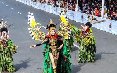 Dyakarra Multi Convex Kembali Sukses Gelar Exhibition dalam Ajang Internasional Jember Fashion Carnaval