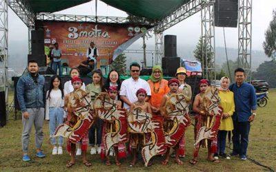 Usung Budaya Lokal, Event 3 Matra Dapat Pujian Wakil Bupati Temanggung