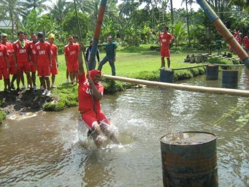 Banyu Sumilir Outbound di Yogyakarta
