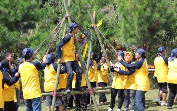 Coban Rondo Outbound di Malang Rekomendasi Dyakarra