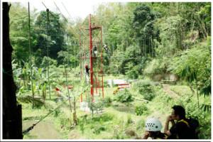 Kampung Lumbung Beji Outbound di Malang Rekomendasi Dyakarra