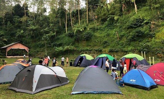 Ciwangun Indah Camp - 5 Tempat Outbound di Bandung Rekomendasi Dyakarra